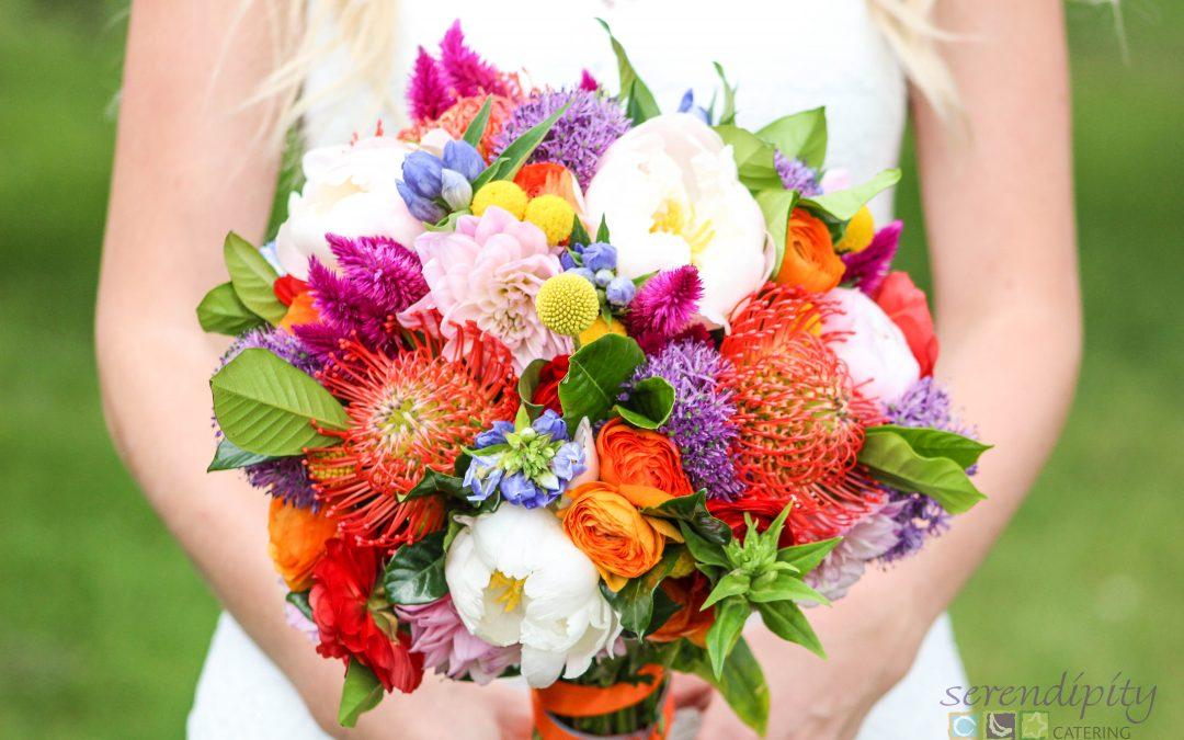 A Sweet Serendipity Summer Wedding Idea