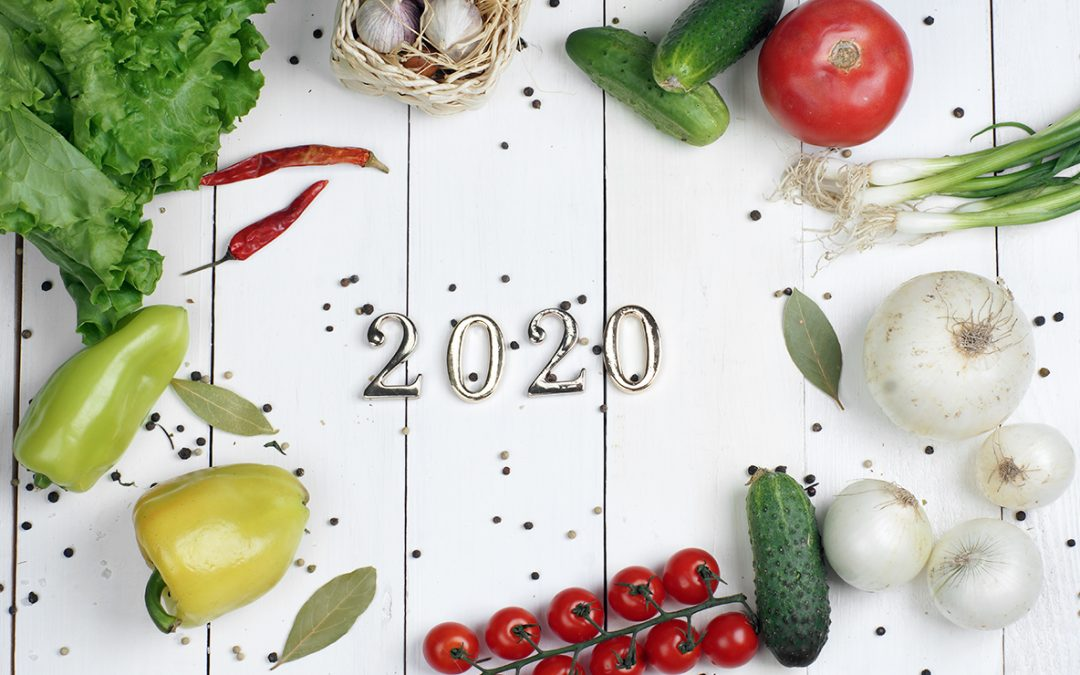 Serendipity 2020 Food Trend Predictions